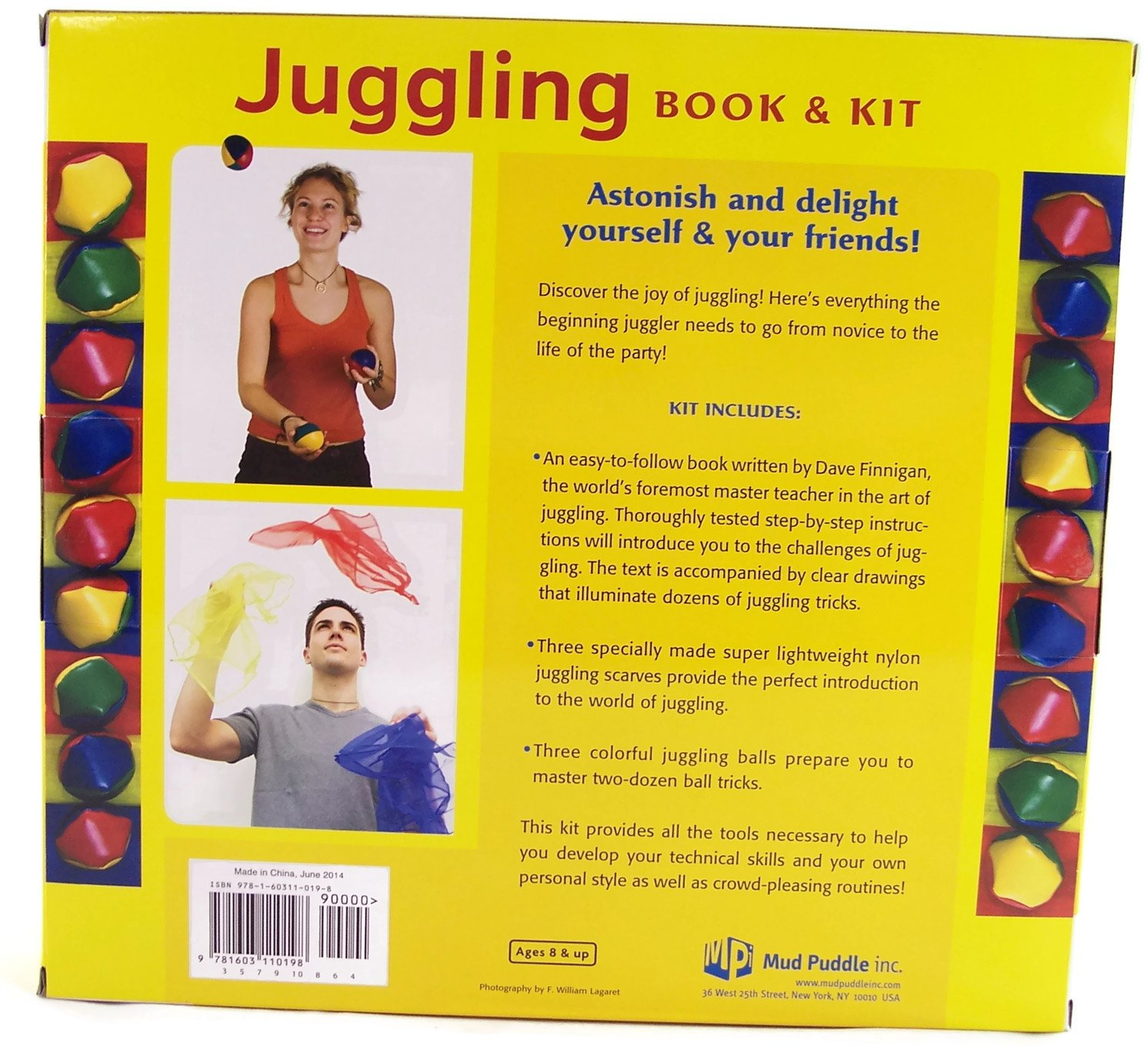 How to learn to juggle 2,3,4 or 5 balls 74