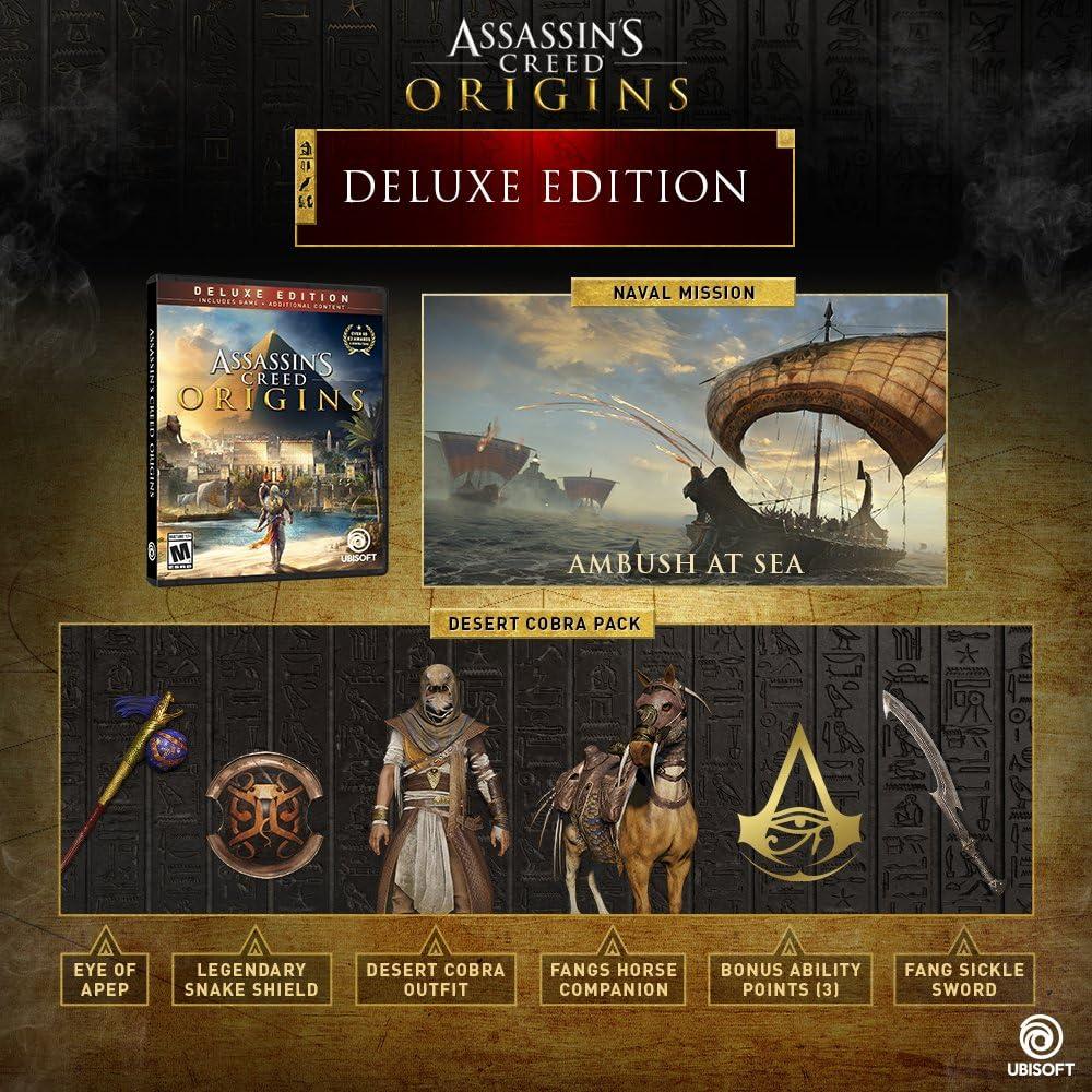 Amazon com: Assassin's Creed Origins Season Pass - PS4