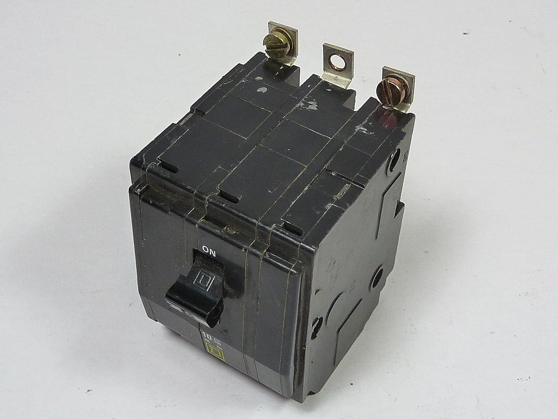 QOB330 Square D 30 amp 120//240vac  bolt-on circuit breaker used