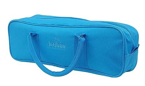 Acclaim Farne Nylon Four Bowl Level Lawn Flat Green Short Mat Bowls Bag