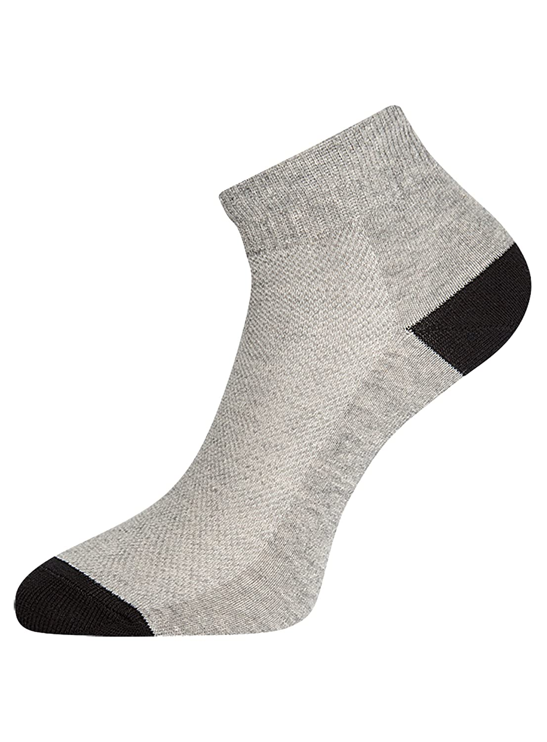 oodji Collection Donna Calze Basse Pacco di 6