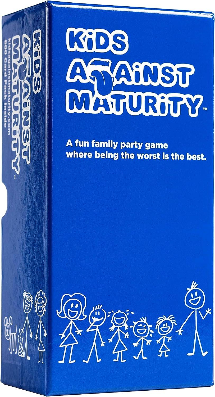 Kids Against Maturity Super Fun Card Game $15.59 Coupon
