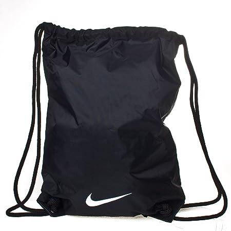 ca72ca5ce0e1c Nike Gym Sack Turnbeutel - schwarz - BA2735 001  Amazon.de  Sport   Freizeit