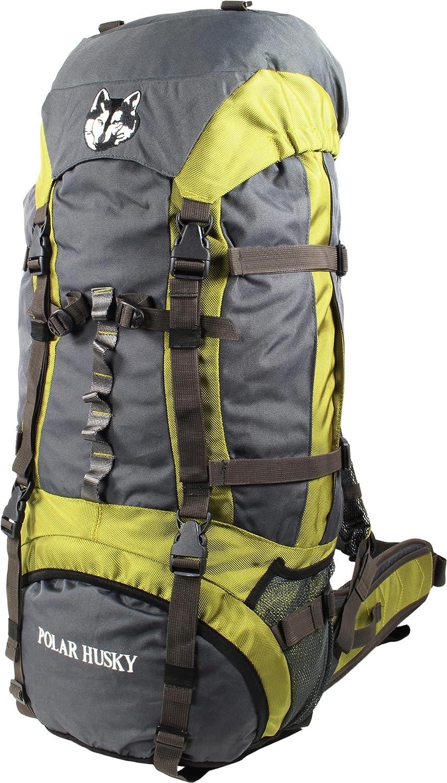 Polar Husky® Outdoor Rucksack mit Aluminiumverstärkung in verschiedenen Größen