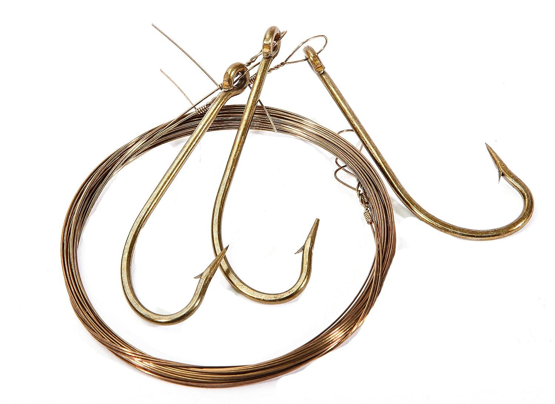 Amazon com : Boone Ballyhoo 7/0 Rig (Pack of 3) : Fishing