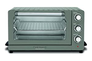 Cuisinart TOB-60N1BKS2 Convection Toaster Oven 086279133458 Black Stainless