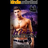 Mating Martigan: Terra Mortis Book 3