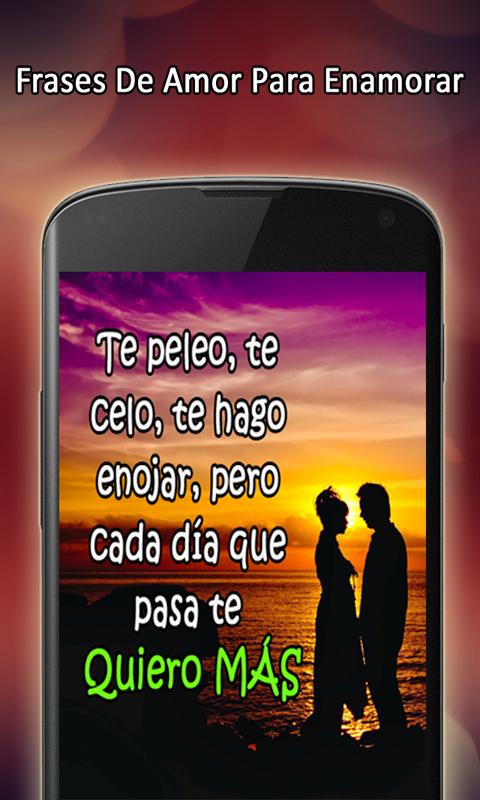 Amazon Com Frases De Amor Para Enamorar Appstore For Android