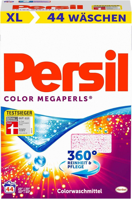 Persil Megaperls Color 3.256 Kg (44 Loads)