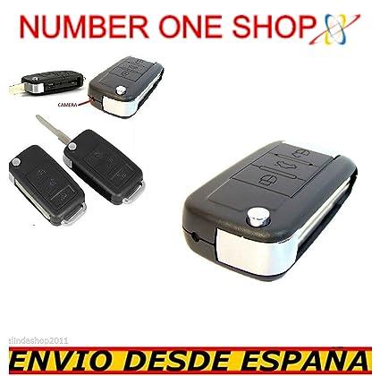Thenumberoneshop---Llavero MINI CAMARA ESPIA bnw grabadora ...