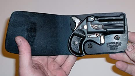 Wallet Holster for Full Concealment - Cobra Derringers