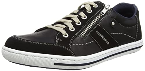 19012, Mens Hi-Top Trainers Rieker