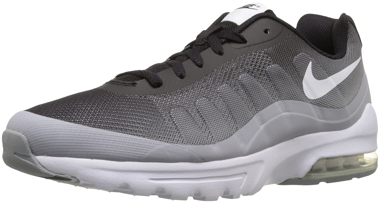 bbf9ad8b61 Nike Men's Air Max Invigor Print Running Shoe, Black/White/Wolf Grey, 8  D(M) US: Buy Online at Low Prices in India - Amazon.in
