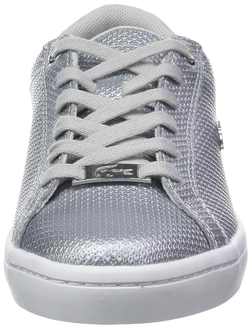97b884d86a49ea Caw Donna It Lacoste E Sneaker Borse 2 Straightset 318 Amazon Scarpe  wkiTPZOuXl