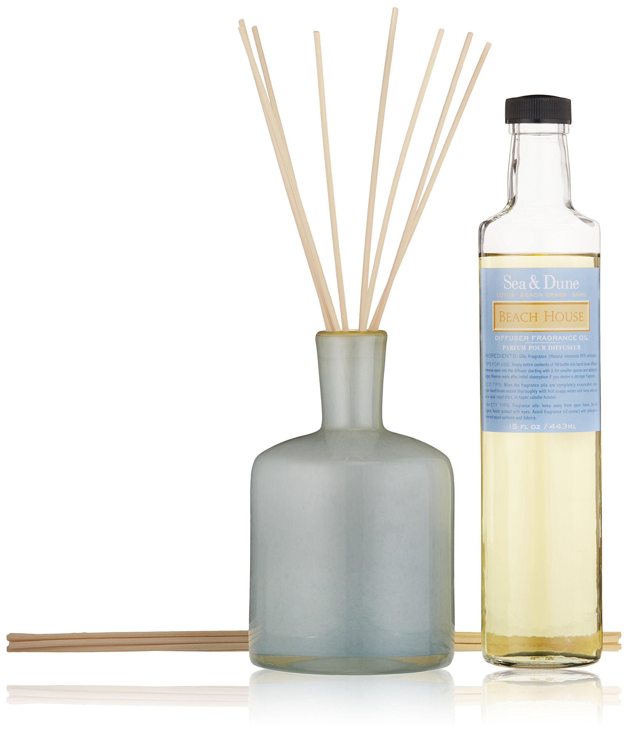 LAFCO House & Home Diffuser, Beach House Sea & Dune, 15 Fl Oz by LAFCO