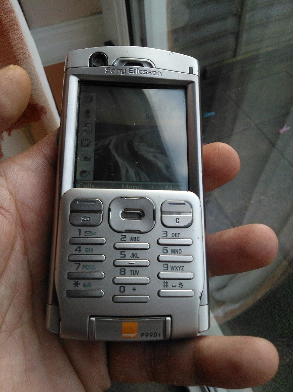 skype pour sony ericsson p990i
