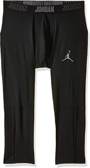Nike 23 Alpha Dry 3/4 Mallas Línea Michael Jordan de Baloncesto ...