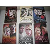 The Complete Richelle Mead's Bloodlines Series Books 1-6 (Bloodlines, The Golden Lily, The Indigo Spell, The Fiery Heart, Silver Shadows and The Ruby Circle)