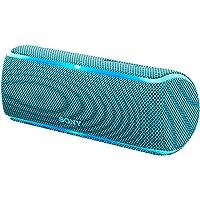 Sony SRS-XB21/LC LA Bocina Bluetooth Inalámbrica Portátil con Luces, Color Azul