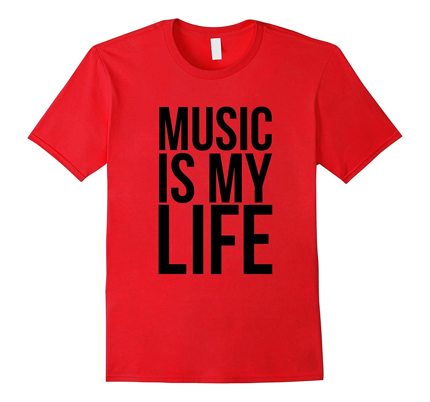 Music Is My Life - Summer Time Music Fest T-Shirts-BN