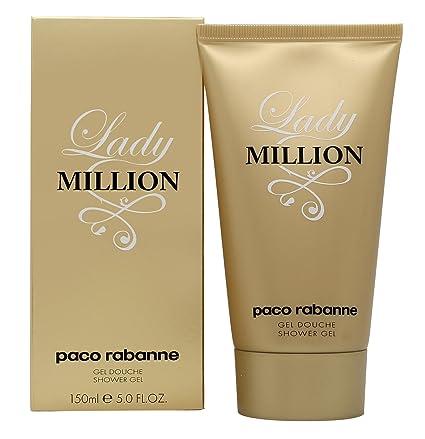 382afae73 Paco Rabanne Lady Million Gel de ducha, 150 ml, 1 paquete (1 x doce ...