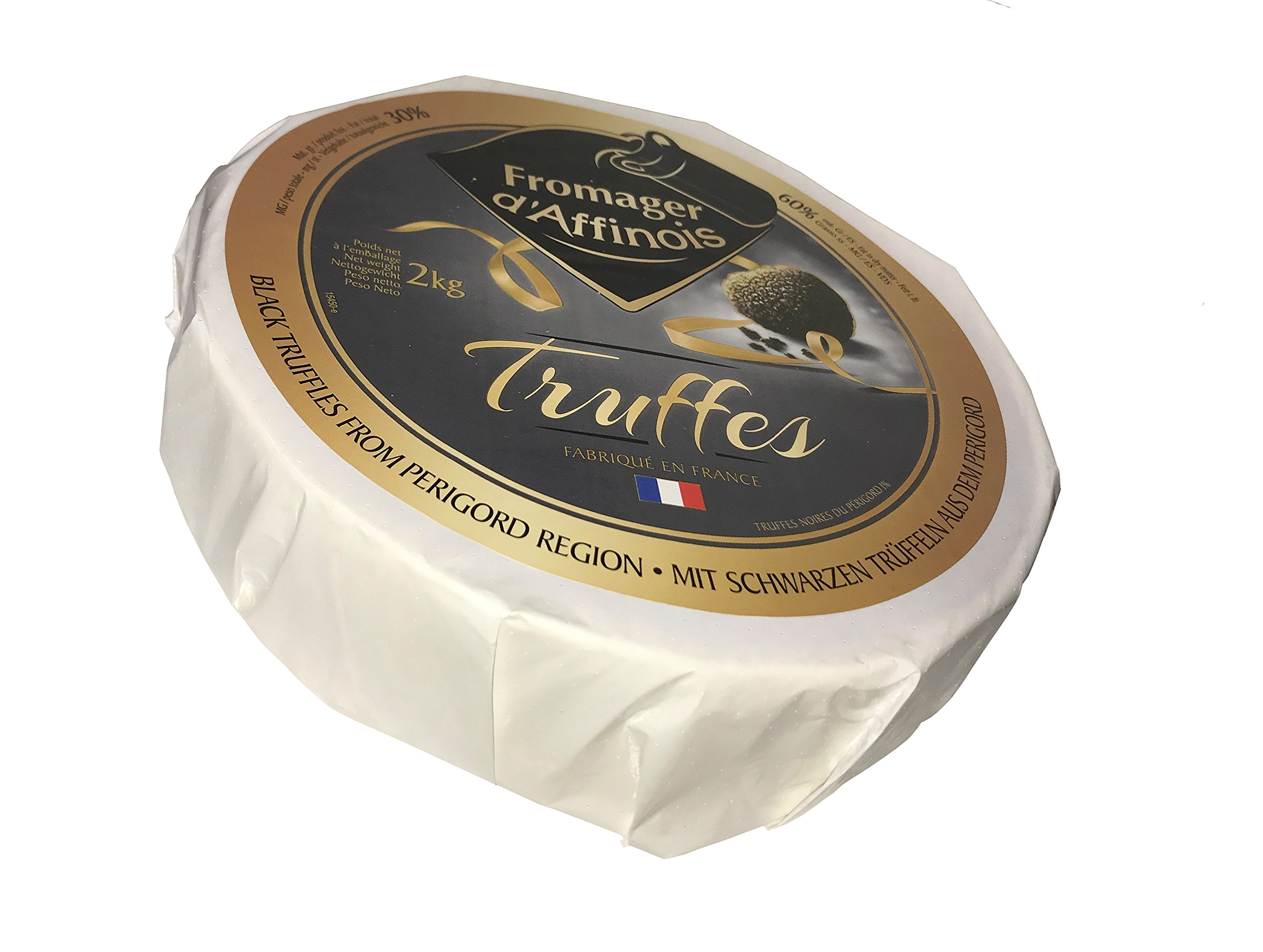 Fromager d'Affinois Truffles Cheese 1 Lb