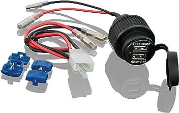Show Chrome Accessories (52-820 USB Accessory Socket
