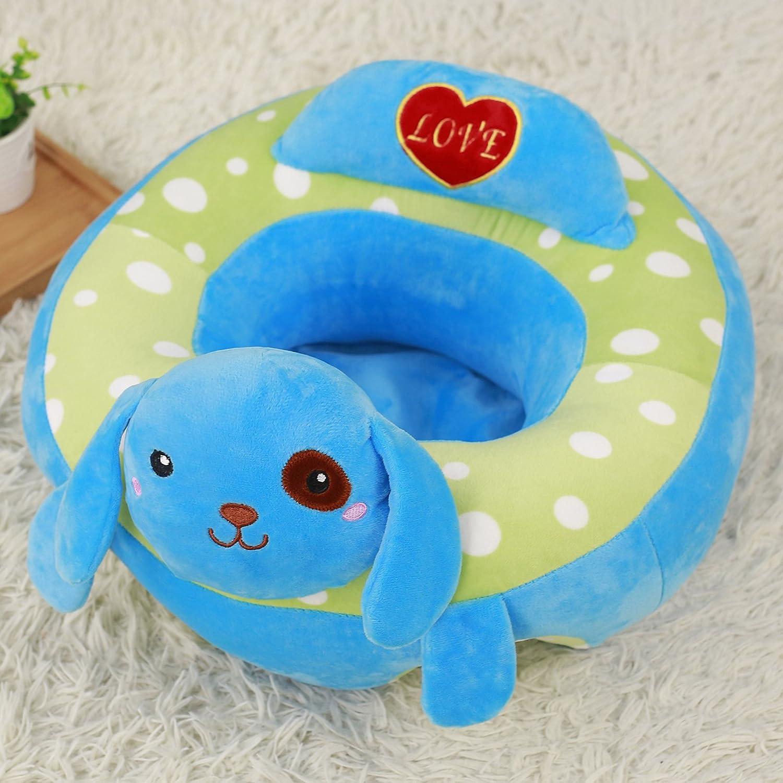 VERCART Nursing Cushion y Learn Sitting Padding Cotton Harness para bebé recién Nacido