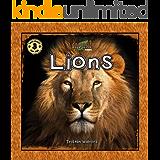 Safari Readers: Lions (Safari Readers - Animal Books for Kids Book 12)