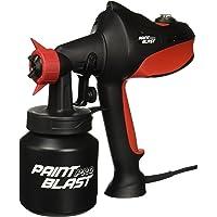 Paint Blast WYT22-800 Sistema de Pintado con Motor de 450 W, color Negro/Rojo