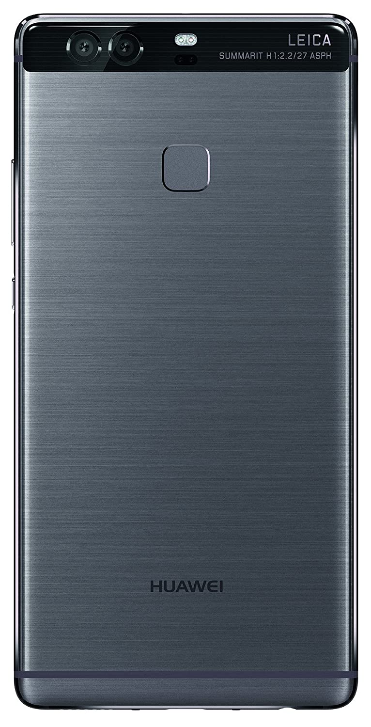 huawei p9 grey. huawei p9 plus 64gb 4g grey - smartphones (single sim, android, nanosim, gsm, td-scdma, umts, lte): amazon.co.uk: electronics