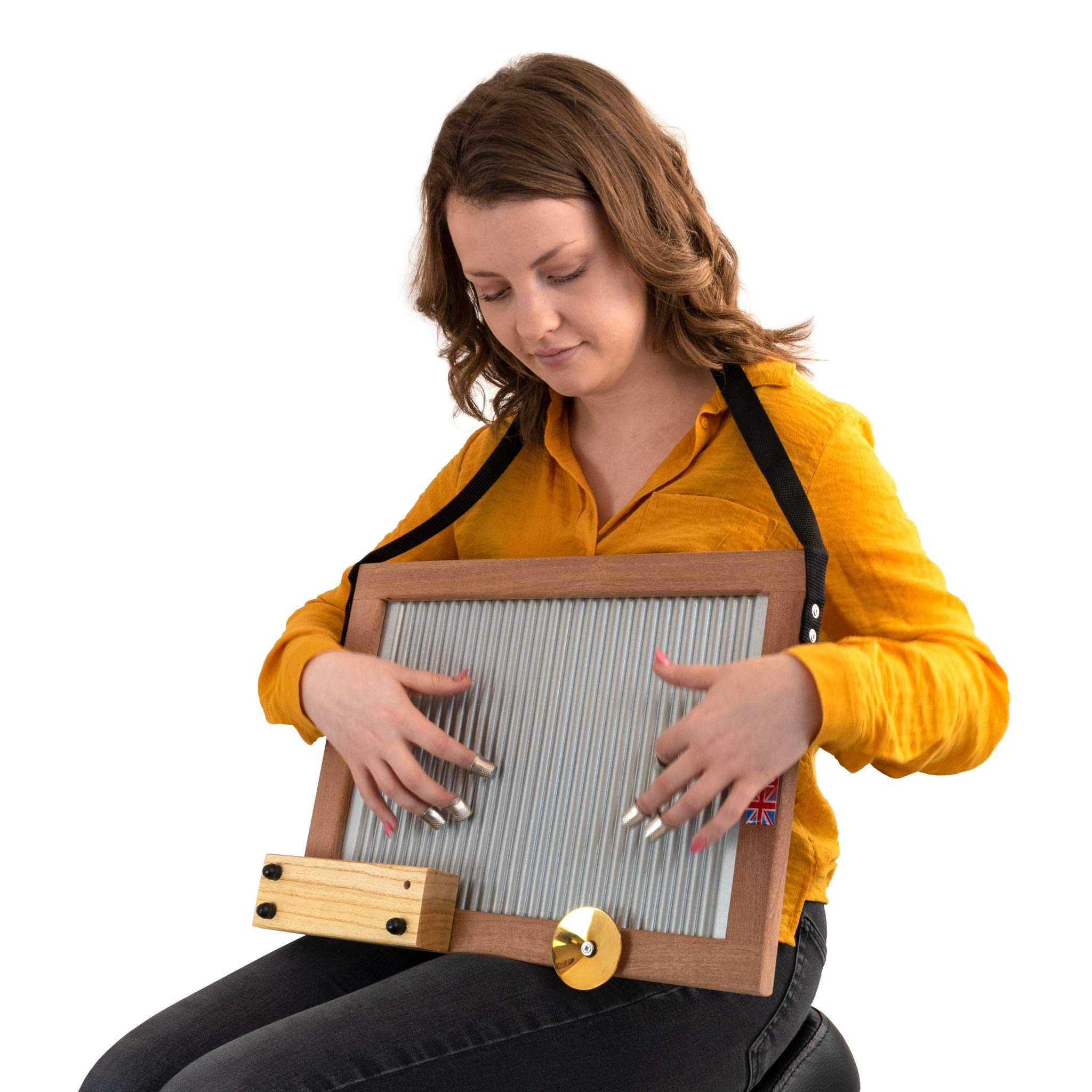 Percussion Plus PP1081 Washboard by Percussion Plus (Image #3)