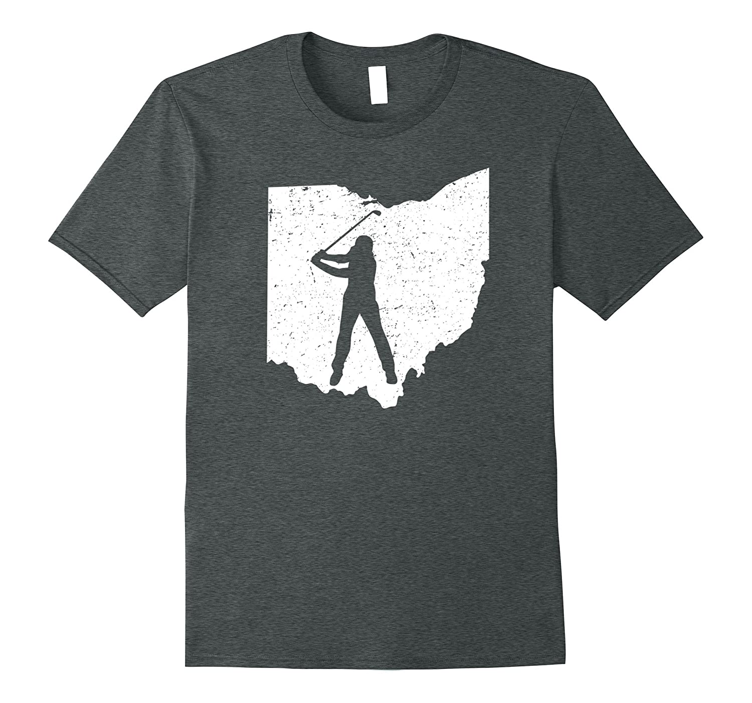 Ohio golf shirt funny state player gift love t shirt t for Ohio state golf shirt