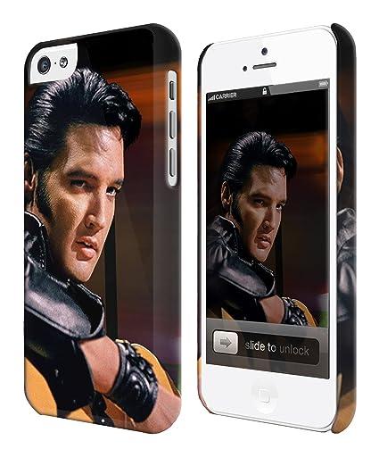 online store e6aee c5201 Elvis Presley for Iphone 5c Hard Case Cover (elvis8)