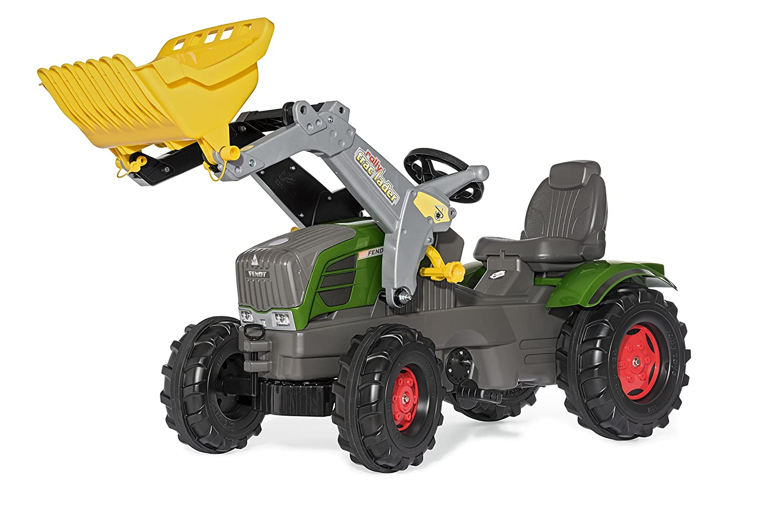 Kinder Traktor Fendt - Rolly Toys 611058
