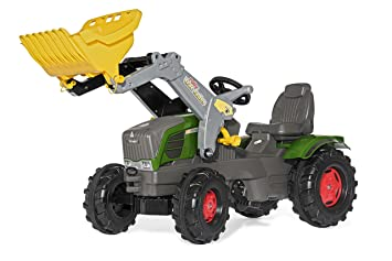 Rolly toys traktor farmtrac fendt vario inklusive