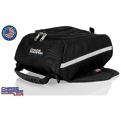 Chase Harper USA 1700M Black Mini Aeropac Magnetic Tank Bag - 7 Liters: Automotive