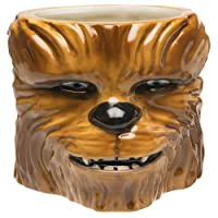 Deals on Zak Designs STAB-8515 Star Wars Coffee Mugs Sculpted Ep4 Chewbacca