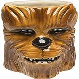 Zak Designs Stab-8515 Ceramic Coffee Mug, 16 oz, Brown/Beige