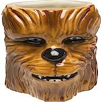 Zak Designs BPA-Free Sculpted Ceramic Mug in Shape of Classic Storm Trooper Helmet, Multicolor