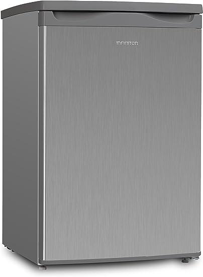 Congelador Vertical INFINITON INOX CV-87S - A+ - 80 litros ...