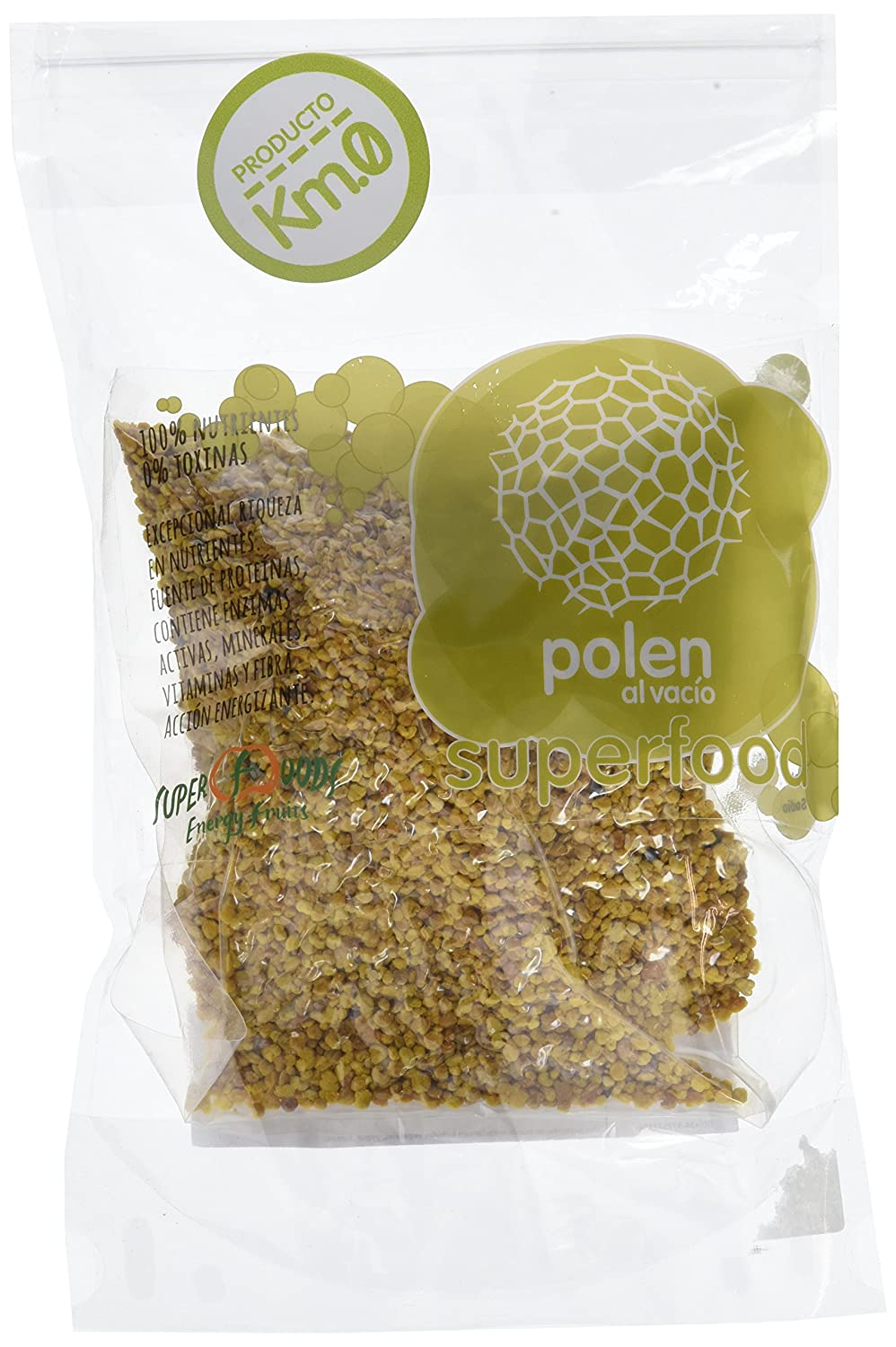Energy Feelings Polen de Abeja Seco - 250 gr: Amazon.es ...