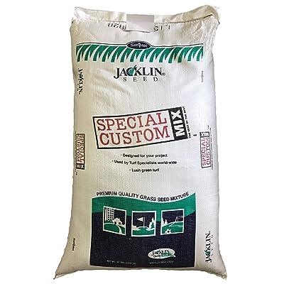 Jacklin Seed - Heisman Mix | 85% Kentucky Bluegrass, 15% Perennial Ryegrass | Certified Grass Seed (10 lbs (4, 000 sq ft)) : Garden & Outdoor
