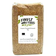 Forest Whole Foods - Organic Ground Flaxseed (1kg)