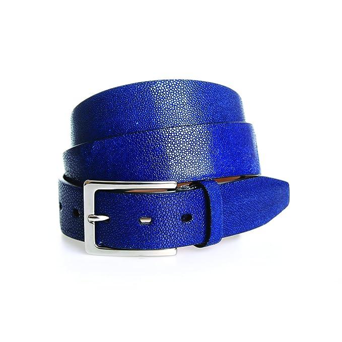 comprare popolare più colori arrivato Sani Gualtiero Firenze Cintura Uomo in Vera Pelle di Razza Made in ...