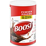 Boost Powder- Chocolate Instant Breakfast Drink Mix, 880 g Canister