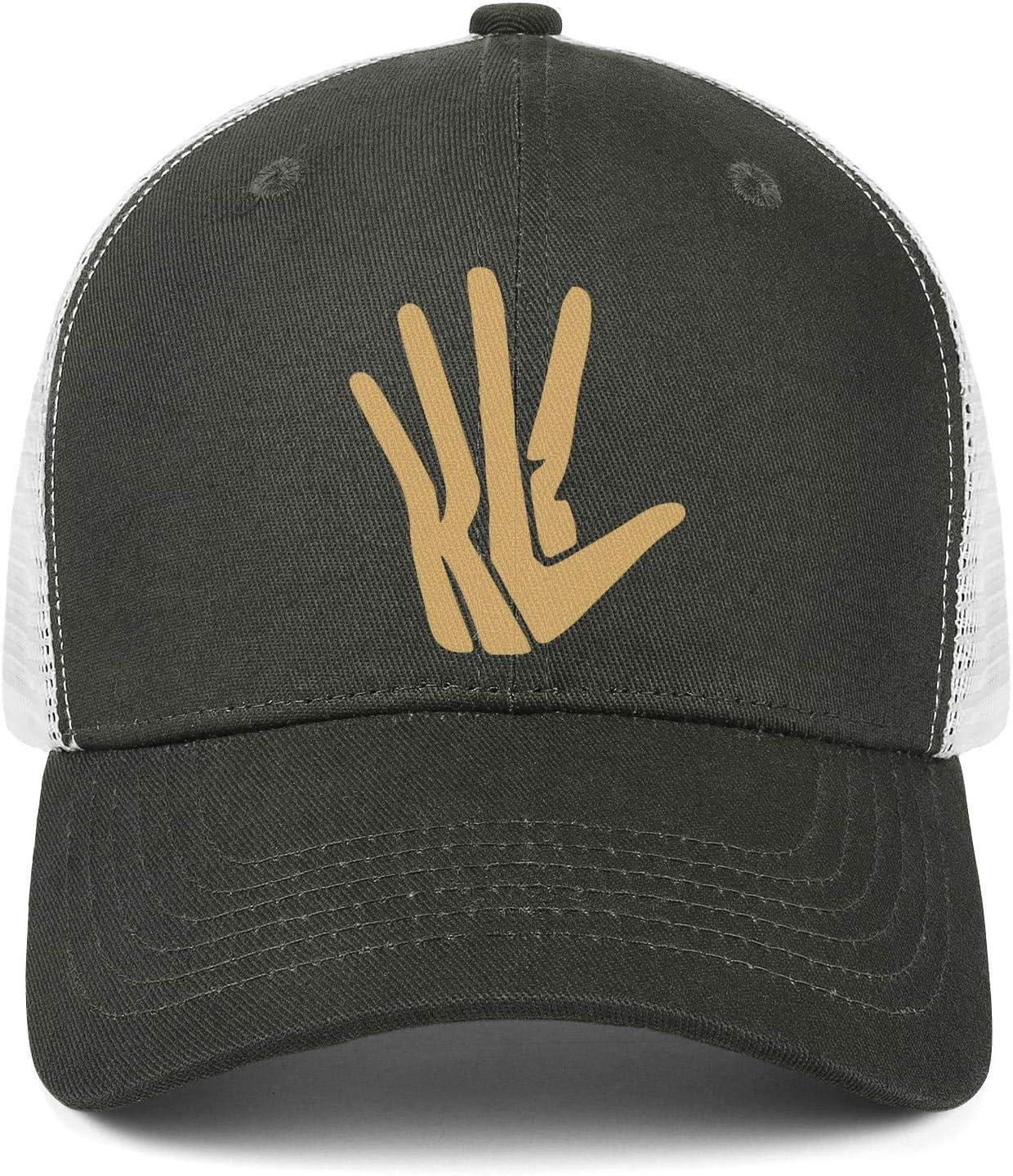 ZOENA Mercedes Benz Logo Hip-Hop Cotton Hats Running Caps White