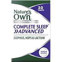 Nature's Own Complete Sleep Advanced - 30 Tablets