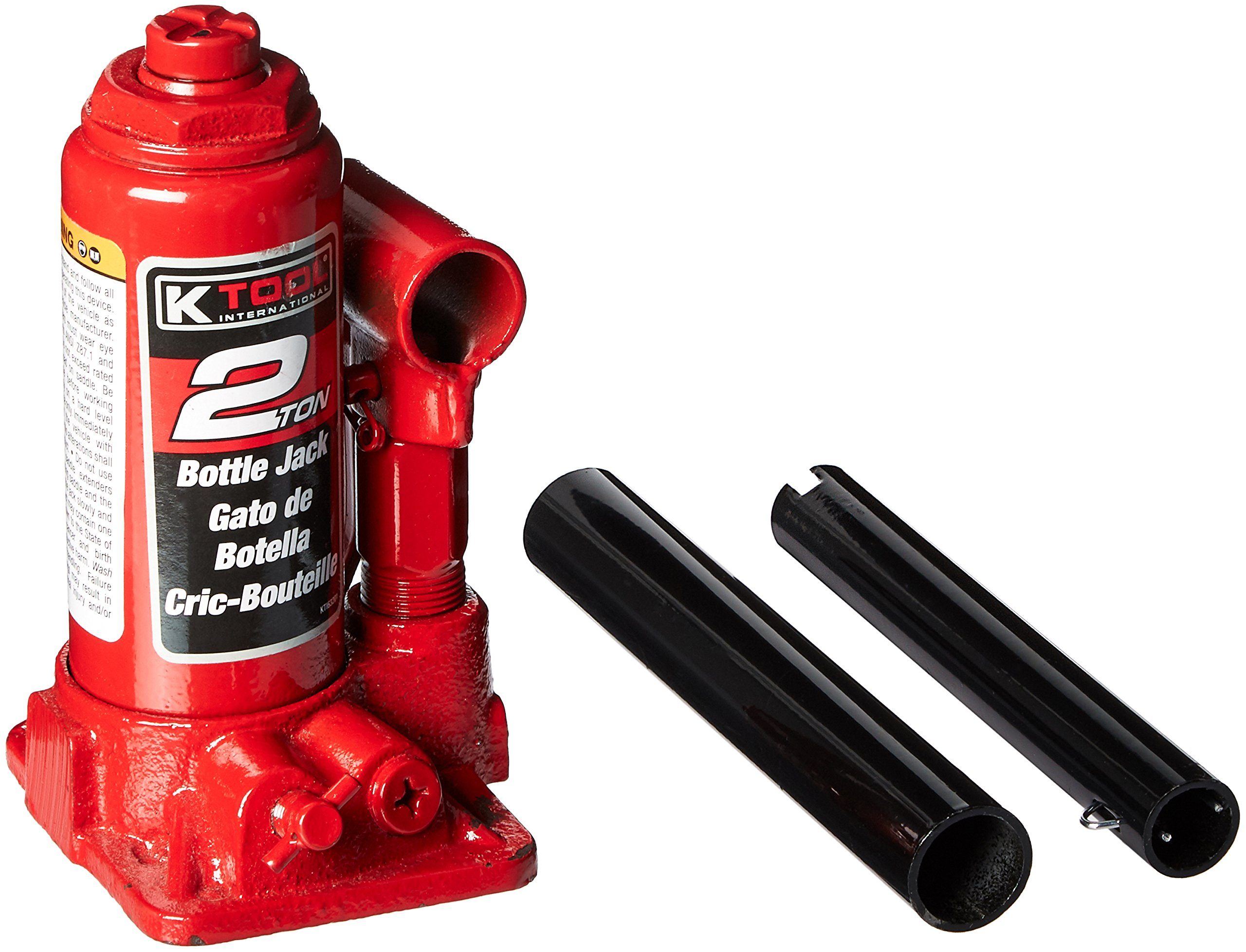 K-Tool International KTI (KTI63201) Bottle Jack