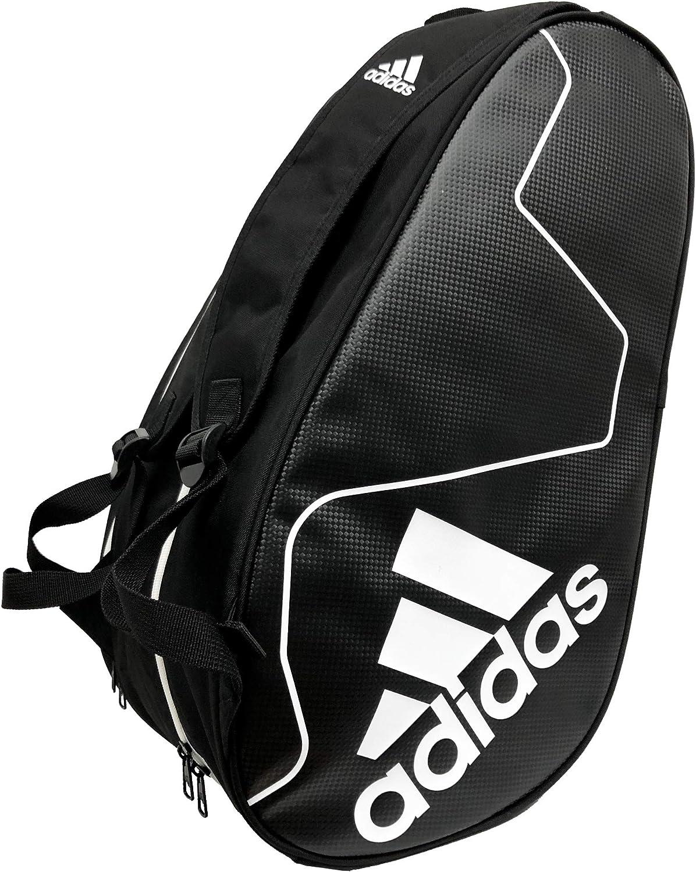 adidas Paletero pádel Carbon Control Black/White